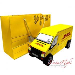 Bộ Hộp bánh trung thu DHL